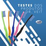 Teste de produtos bio Dr. Veit