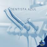 dentista azul