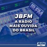 JBFM a rádio mais ouvida do Brasil